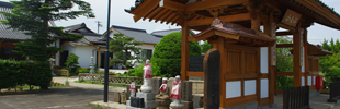 恵洪寺の縁起のイメージ